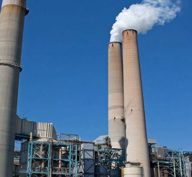 Power Plants Industry