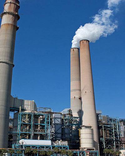 Power Plants Industry