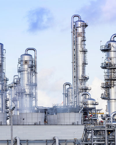 Refineries Industry