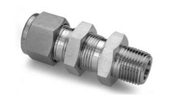 Bulkhead Male Connector Fittings